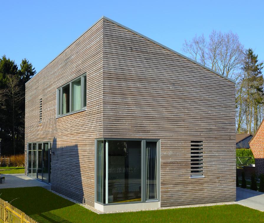 einfamilienhaus haus s in heide preistr ger holzbaupreis 2015 holzbauzentrum nord. Black Bedroom Furniture Sets. Home Design Ideas