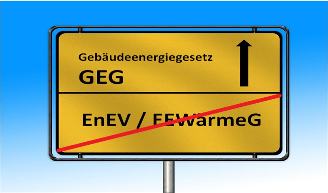 Welche Veränderungen bringt das neue Gebäudeenergiegesetz (GEG)?