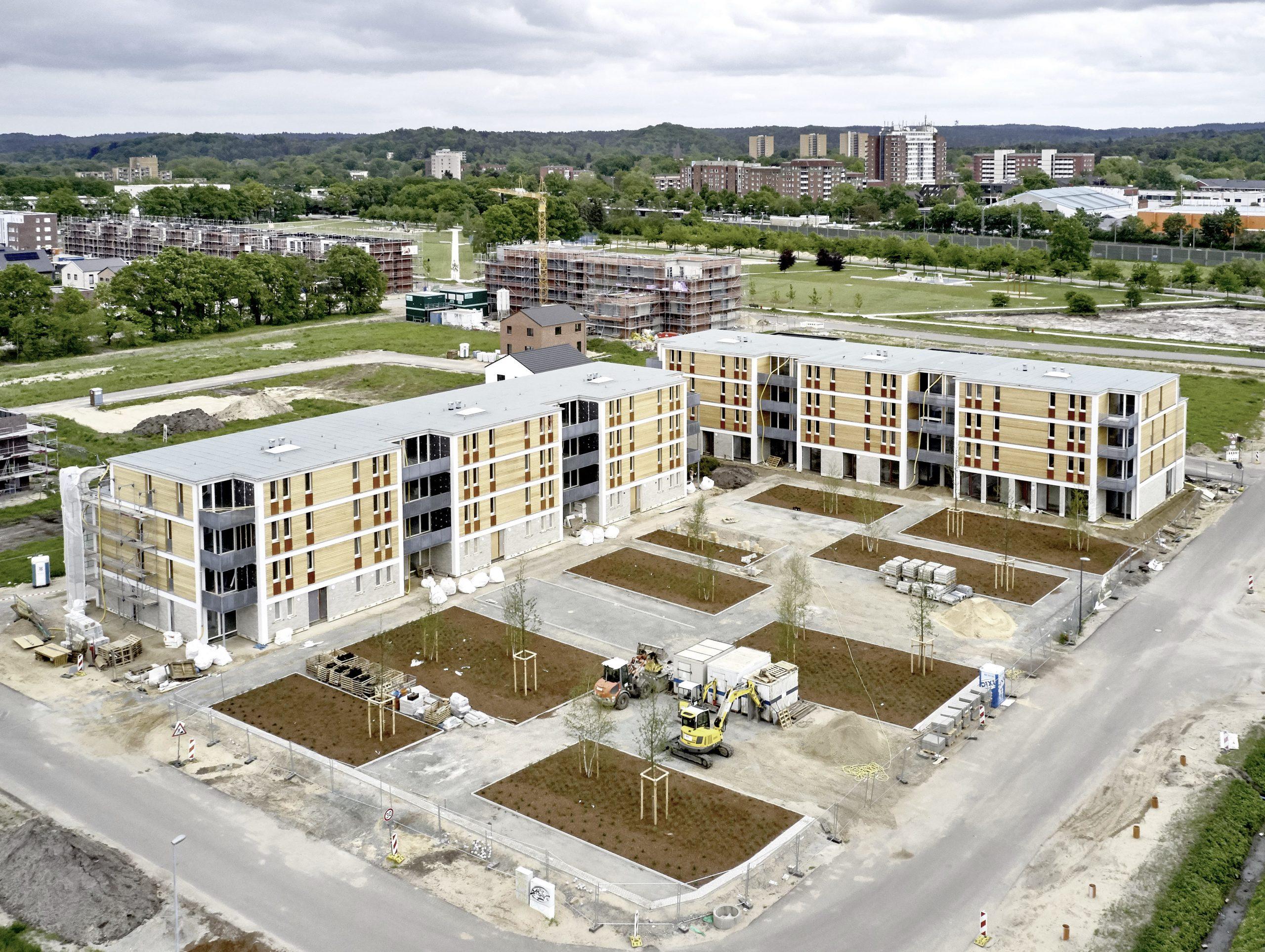 Hamburger Holzbauförderung um Qualitätssicherung erweitert